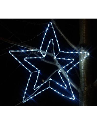 Figura Gwiazda LED • średnica 100 cm...