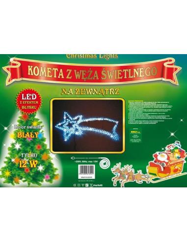 Figura Kometa LED • 140 cm x 65 cm •...